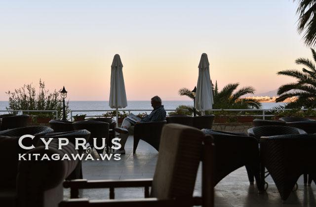 キプロス リゾートホテル