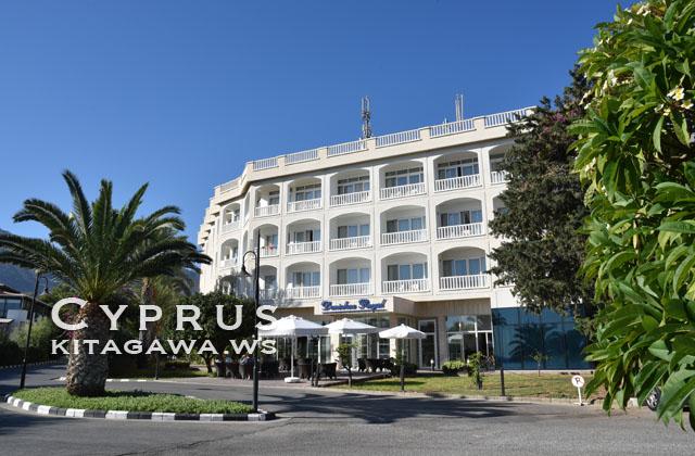 北キプロス デニクジ リゾート ホテル