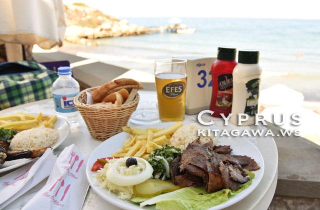 北キプロス料理