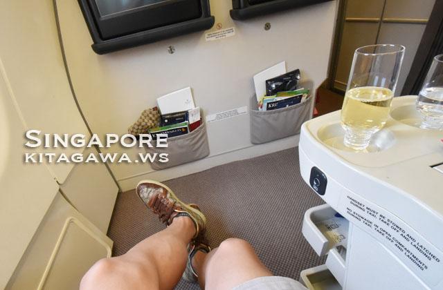 シンガポール航空SQビジネスクラス搭乗記