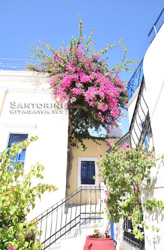 サントリーニ島フィラ