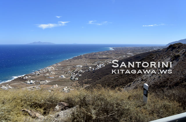 サントリーニ島 旅行記