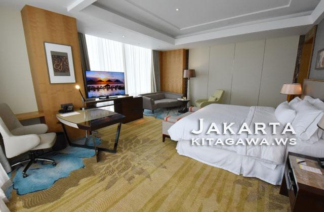 Renewal Room, The Westin Jakarta