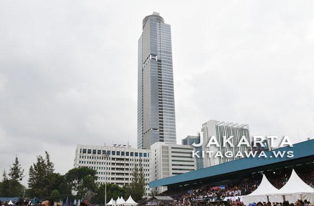 ガマタワー ジャカルタ