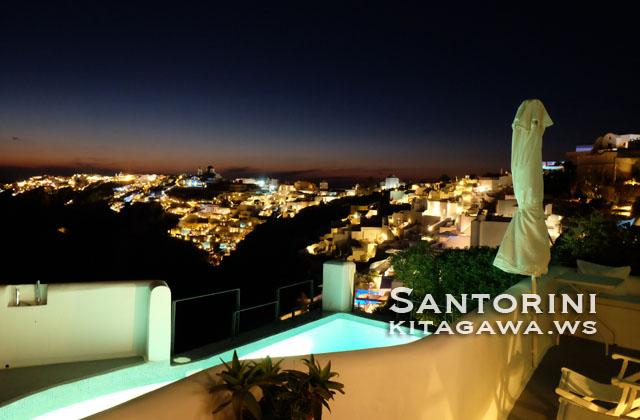 ギリシャ イア ホテル