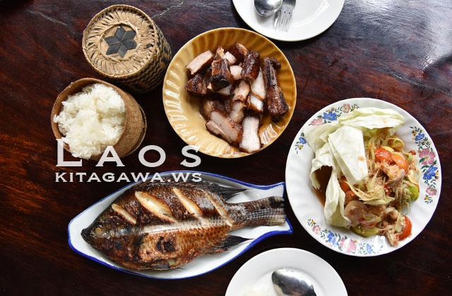 ラオス料理レストラン
