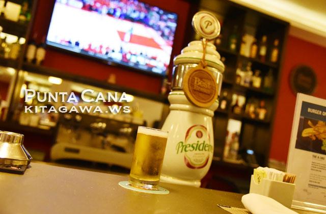 Dominican Beer Presidente
