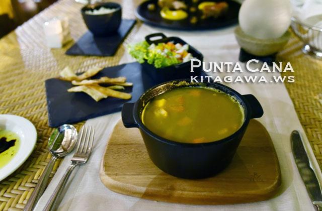 プンタカナ レストラン