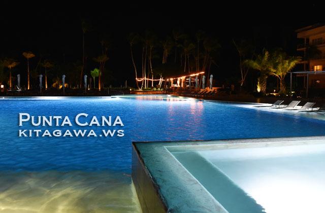 ドミニカ共和国 プール