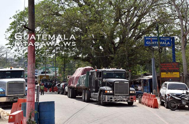 グアテマラ国境