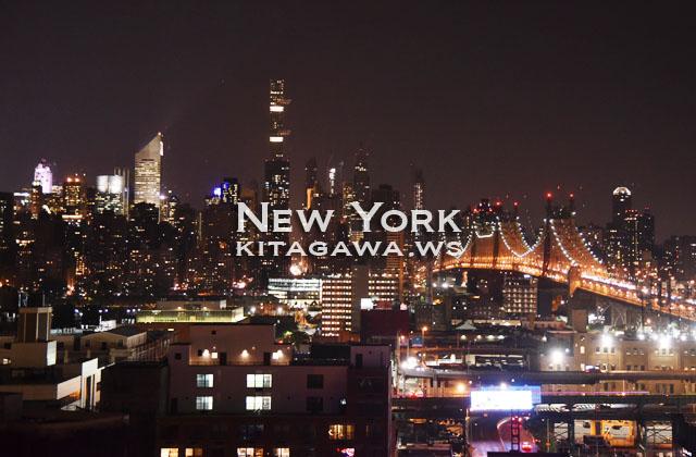 マンハッタン 夜景