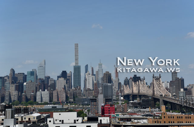 マンハッタン 摩天楼
