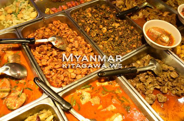 ビルマ料理 レストラン ヤンゴン