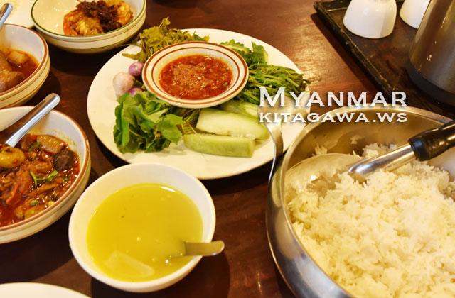 Feel Myanmar Food ビルマ料理レストラン