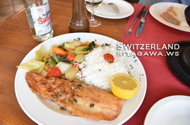 ジュネーブ スイス料理レストラン