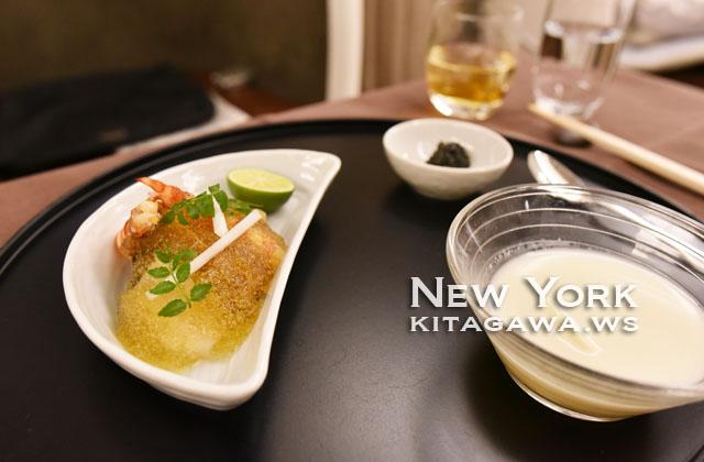 日本航空 ファーストクラス 機内食