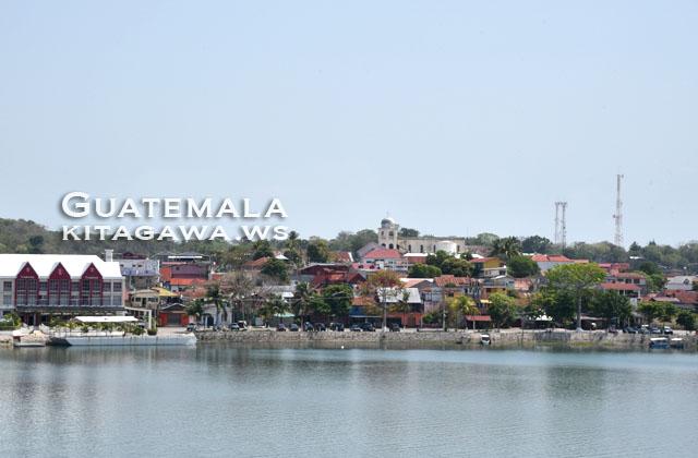 グアテマラ旅行記 フローレス島観光