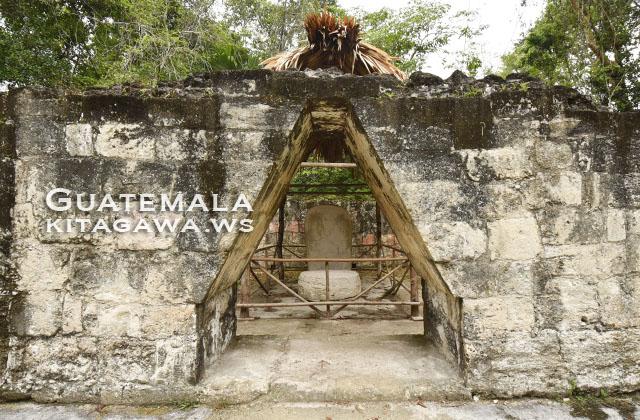 マヤ 石碑