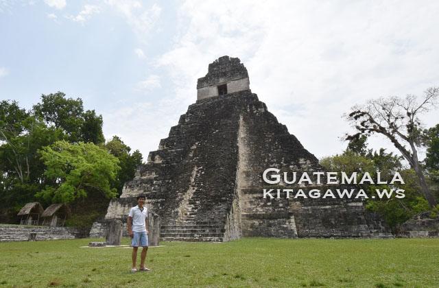 ティカル遺跡観光 グアテマラ旅行記
