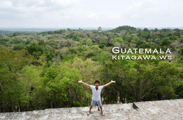 グアテマラ旅行記