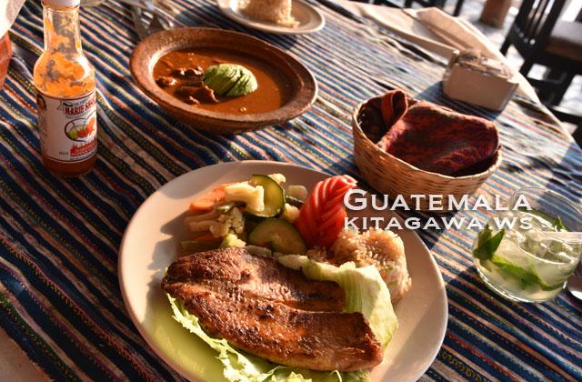 グアテマラ料理