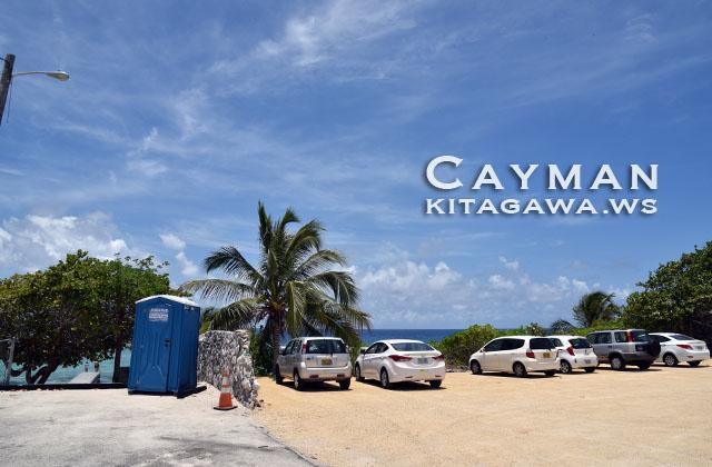 ケイマン諸島ドライブ