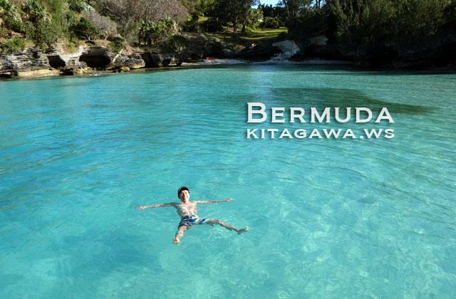 バミューダ諸島 ビーチ