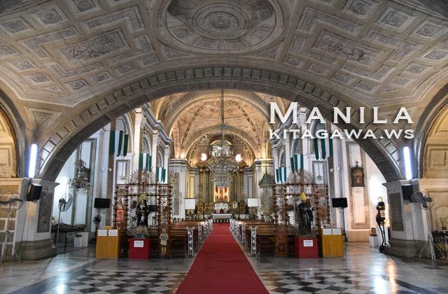 サン・アグスチン教会 マニラ
