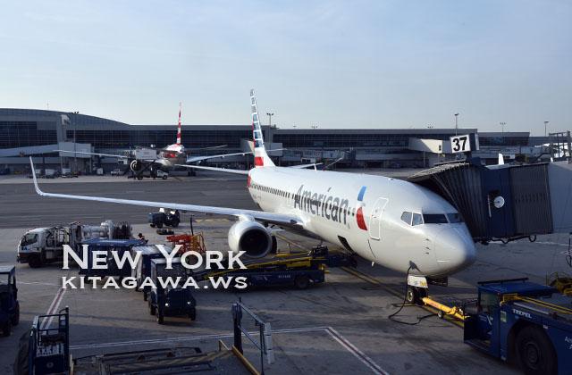アメリカン航空 ボーイング737-800