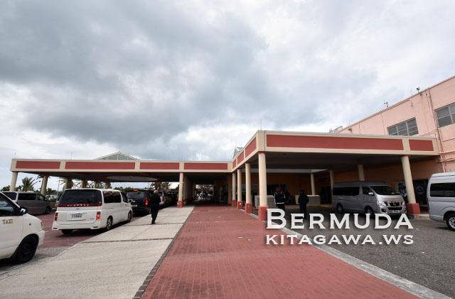 バミューダ国際空港