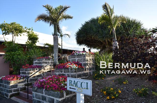 Bacci Restaurant Bermuda