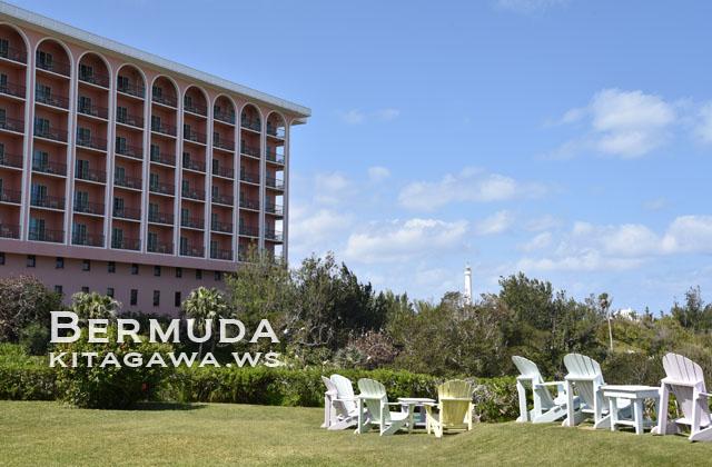 フェアモント ホテル バミューダ