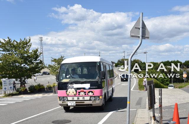 淡路市北部生活観光バス