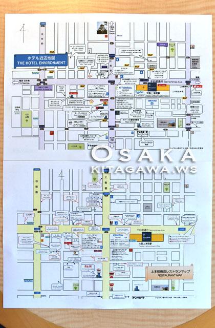 上本町マップ