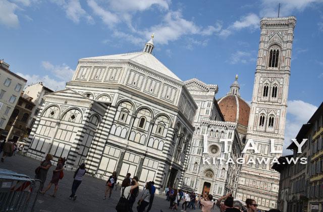 ドゥオーモ フィレンツェ サンタマリアデルフィオーレ大聖堂