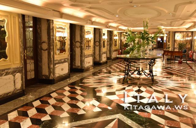 ベネチア ホテル