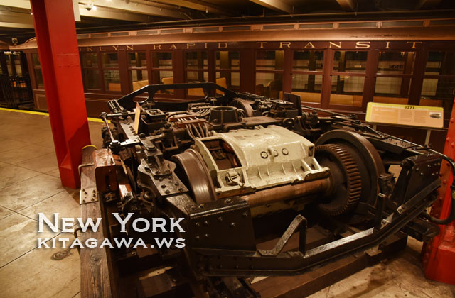 ニューヨーク交通博物館
