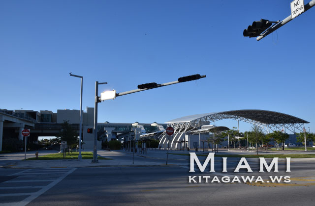 マイアミエアポートステーション