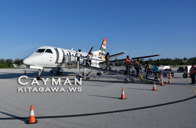 Cayman Airways SAAB 340B