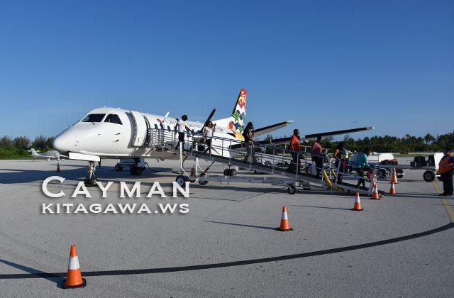 Cayman Airways SAAB 340B