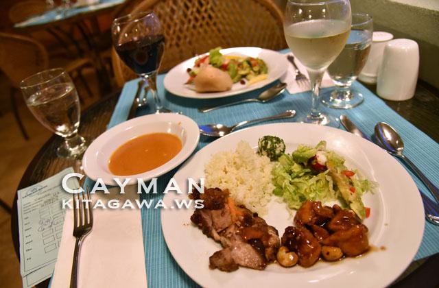 ケイマンブラック レストラン