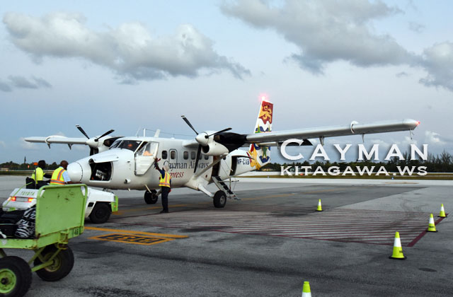 Cayman Airways DHC-6