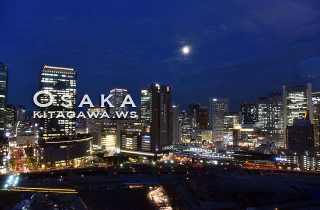 大阪 満月