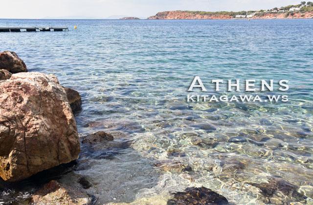 ギリシャ ビーチ