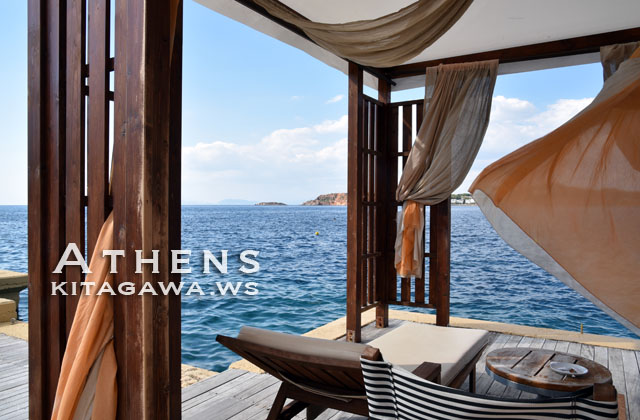 ギリシャ リゾート