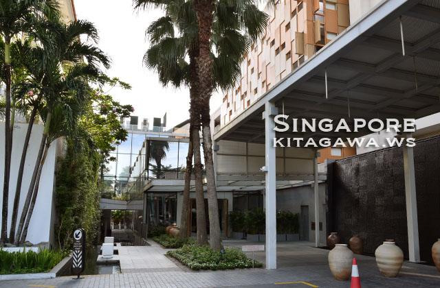 ルメリディアン シンガポール セントーサ ホテル