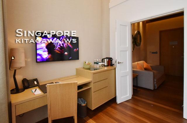 ル メリディアン シンガポール セントーサ ホテル