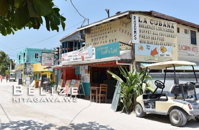 la cubana caye caulker