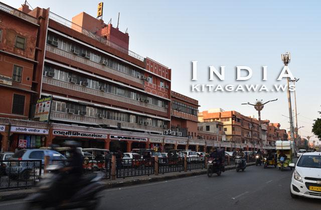 インド旅行記 ジャイプール観光
