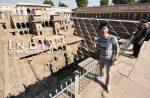 チャンドバオリ階段井戸 インド旅行記